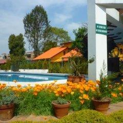 Отель Shaligram Hotel Непал, Лалитпур - отзывы, цены и фото номеров - забронировать отель Shaligram Hotel онлайн бассейн