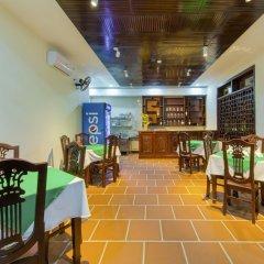 Отель Green Hill Villa Хойан питание