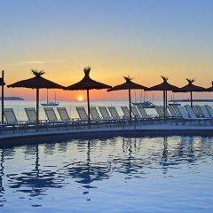 Отель Alua Hawaii Ibiza Испания, Сан-Антони-де-Портмань - отзывы, цены и фото номеров - забронировать отель Alua Hawaii Ibiza онлайн бассейн фото 2