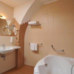 Отель Metamorphis Excellent Чехия, Прага - отзывы, цены и фото номеров - забронировать отель Metamorphis Excellent онлайн ванная