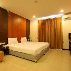 Отель Tara Monte Pratunam Бангкок комната для гостей фото 4