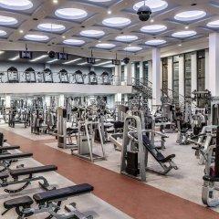 Гостиница Аструс - Центральный Дом Туриста, Москва фитнесс-зал фото 2