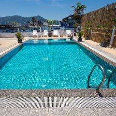 Отель Star Patong бассейн