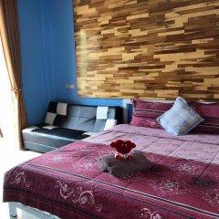 Отель Preaw whaan Kohlarn комната для гостей фото 2