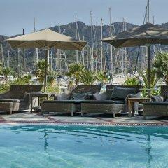 Marti Hemithea Hotel Турция, Кумлюбюк - отзывы, цены и фото номеров - забронировать отель Marti Hemithea Hotel онлайн бассейн