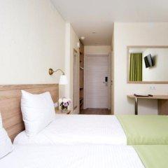 Гостиница Репинская 3* Стандартный номер с двуспальной кроватью фото 24