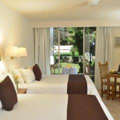 Отель Mision Ciudad Valles Мексика, Сьюдад-Вальес - отзывы, цены и фото номеров - забронировать отель Mision Ciudad Valles онлайн комната для гостей фото 2