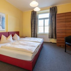 Hotel Pension am Siegestor Мюнхен комната для гостей фото 2