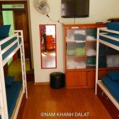 My Khanh Da Lat Hotel Далат балкон