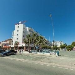 Отель Crown Resorts Elamaris Протарас парковка
