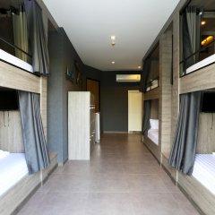 Отель The Printing House Poshtel Бангкок комната для гостей фото 5