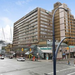 Отель Sandman Hotel Vancouver City Centre Канада, Ванкувер - отзывы, цены и фото номеров - забронировать отель Sandman Hotel Vancouver City Centre онлайн