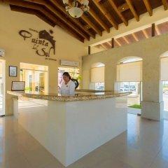 Отель Quinta del Sol by Solmar Мексика, Кабо-Сан-Лукас - отзывы, цены и фото номеров - забронировать отель Quinta del Sol by Solmar онлайн интерьер отеля фото 3