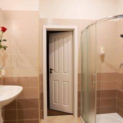 Hotel U Svatého Jana ванная