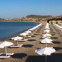 Plaza Resort Hotel пляж
