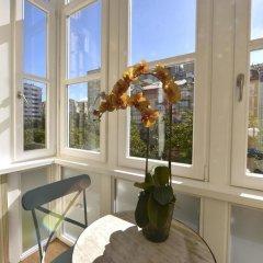 Отель Centersuite Santander Испания, Сантандер - отзывы, цены и фото номеров - забронировать отель Centersuite Santander онлайн балкон