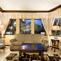 Отель Best Western Plus Abercorn Inn Канада, Ричмонд - отзывы, цены и фото номеров - забронировать отель Best Western Plus Abercorn Inn онлайн комната для гостей фото 2