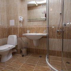 Отель Aris Болгария, София - 1 отзыв об отеле, цены и фото номеров - забронировать отель Aris онлайн ванная фото 2