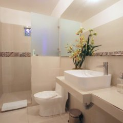 Отель del Angel Мексика, Гвадалахара - отзывы, цены и фото номеров - забронировать отель del Angel онлайн ванная фото 2