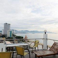 Отель Sun City Hotel Вьетнам, Нячанг - 4 отзыва об отеле, цены и фото номеров - забронировать отель Sun City Hotel онлайн балкон
