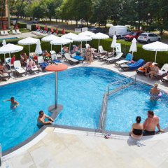 Hotel Aktinia Солнечный берег бассейн