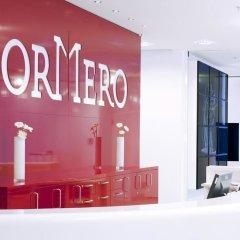 Отель DORMERO Hotel Hannover Германия, Ганновер - отзывы, цены и фото номеров - забронировать отель DORMERO Hotel Hannover онлайн интерьер отеля фото 3