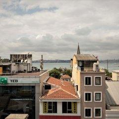 My Kent Hotel Турция, Стамбул - отзывы, цены и фото номеров - забронировать отель My Kent Hotel онлайн балкон