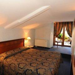 Hotel Silva комната для гостей