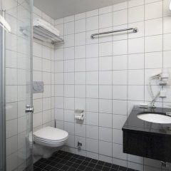 Thon Hotel Tromsø ванная фото 2