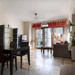 Отель P&O Apartments Arkadia Польша, Варшава - отзывы, цены и фото номеров - забронировать отель P&O Apartments Arkadia онлайн комната для гостей фото 3