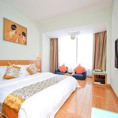 Отель Shanshui Trends North Huaqiang Шэньчжэнь комната для гостей фото 2
