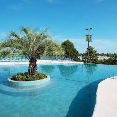 Отель Margaritaville Hotel Vicksburg США, Виксбург - отзывы, цены и фото номеров - забронировать отель Margaritaville Hotel Vicksburg онлайн бассейн фото 3