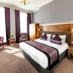 Отель Millennium Hotel Glasgow Великобритания, Глазго - отзывы, цены и фото номеров - забронировать отель Millennium Hotel Glasgow онлайн комната для гостей фото 4