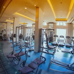 Гостиница Горки Панорама фитнесс-зал фото 3