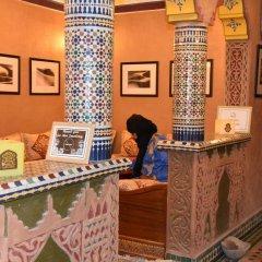 Отель Riad Ouarzazate Марокко, Уарзазат - отзывы, цены и фото номеров - забронировать отель Riad Ouarzazate онлайн интерьер отеля