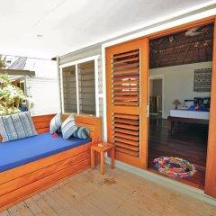 Отель Blue Lagoon Beach Resort Фиджи, Матаялеву - отзывы, цены и фото номеров - забронировать отель Blue Lagoon Beach Resort онлайн балкон