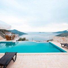 Вилла Serap Турция, Киник - отзывы, цены и фото номеров - забронировать отель Вилла Serap онлайн бассейн