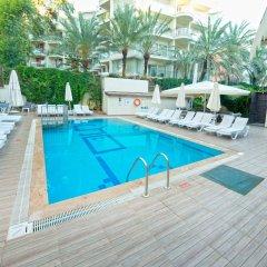 Sol Beach Hotel Турция, Мармарис - отзывы, цены и фото номеров - забронировать отель Sol Beach Hotel - All Inclusive - Adults Only онлайн бассейн фото 2
