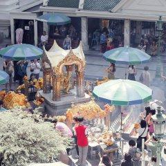 Отель Arcadia Suites Bangkok Бангкок питание