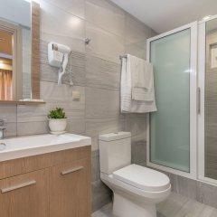 Отель El Barco Luxury Suites Греция, Аргасио - отзывы, цены и фото номеров - забронировать отель El Barco Luxury Suites онлайн ванная фото 2