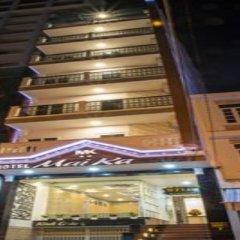 Maika Hotel вид на фасад фото 2