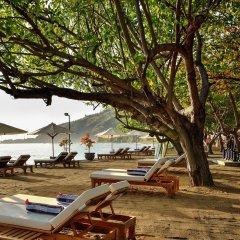 Отель Matahari Beach Resort & Spa пляж фото 2