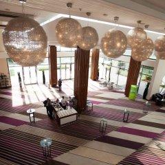 Отель Fairmont Bab Al Bahr ОАЭ, Абу-Даби - 1 отзыв об отеле, цены и фото номеров - забронировать отель Fairmont Bab Al Bahr онлайн фитнесс-зал