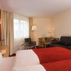 Отель NH Dresden Neustadt комната для гостей