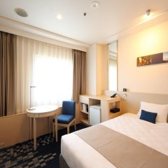 Kobe Sannomiya Tokyu REI Hotel Кобе комната для гостей фото 3