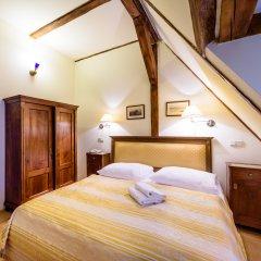 Elite Hotel Прага комната для гостей