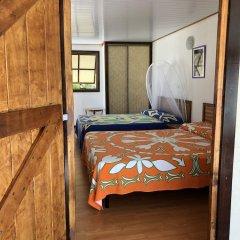 Отель Hakamanu Lodge сейф в номере