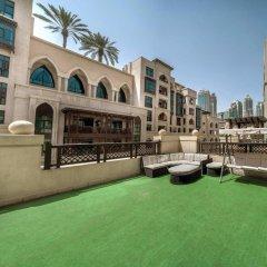 Апартаменты Downtown Al Bahar Apartments Дубай спортивное сооружение