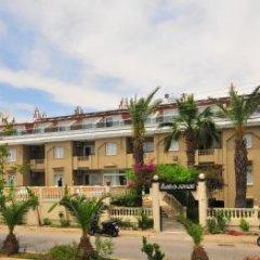 Ozturk Apart Hotel Мармарис вид на фасад