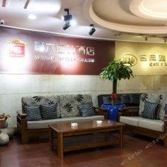Отель Shunliu Hotel Китай, Шэньчжэнь - отзывы, цены и фото номеров - забронировать отель Shunliu Hotel онлайн интерьер отеля